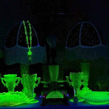 Some more Uranium glass