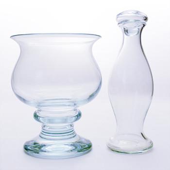 TIVOLI COPENHAGEN, Per Lütken (Holmegaard, 1968)  - Art Glass