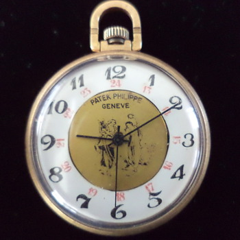 Patek Philippe Pocket Watch - Pocket Watches