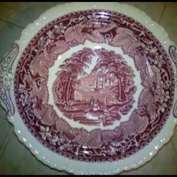 Mason Vista China - Anyone familiar with this china? Idea of worth? - China and Dinnerware