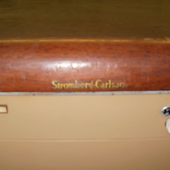 antique stromberg carlson switchboard   - Telephones
