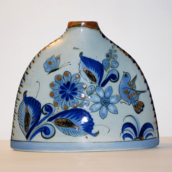 Ken Edwards El Palomar Vase - Art Pottery