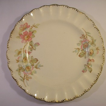 "Limoges Small 8"" Plate - China and Dinnerware"