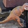 Plastic dinosaurs...??