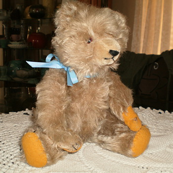 My Childhood Teddybear!