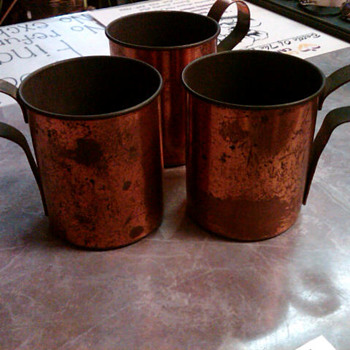 Antique coffee cups?? - Kitchen