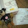 2007 Steiff Limited Edition Replica of 1930's Mickey Mouse