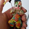 Vintage Paper Mache Clown