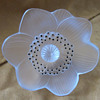 LALIQUE ANEMONE FLOWER (CLEAR)
