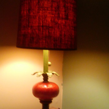 how old is my tomato lamp