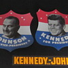 Kennedy and Johnson 1960