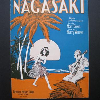 Nagasaki - Music