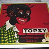 outrageous black americana crate label from sunkist