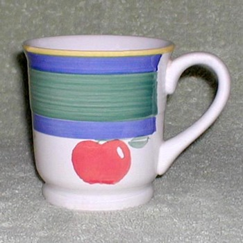 Coffee Mug - Fruits Design - Kitchen