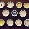 Railroad Butter Pats