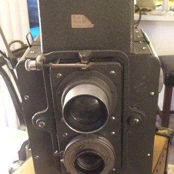 Vintage Large Camera