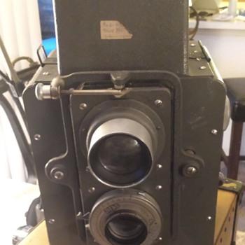 Vintage Large Camera - Cameras
