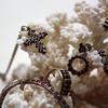 My bohemian garnets jewelry collection