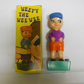 Weepy The Wee-Wee Toy - Toys