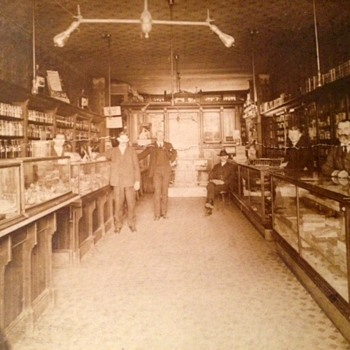 1900's West Virginia Store - Photographs