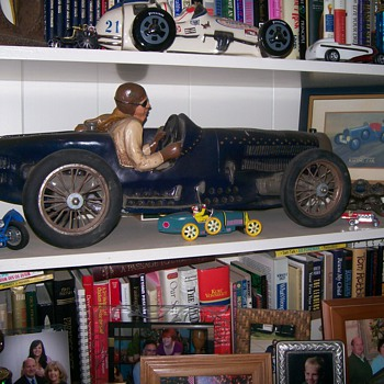 My Small Bugatti Collection etc. - Model Cars