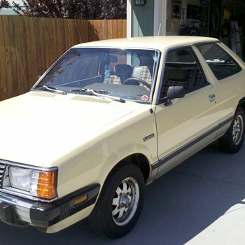 1982 Subaru Hatchback GL ( 129k)