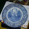 Here are two of the 100's of plates and glasses my Nana left me. Help! i know nothing about glass or China.
