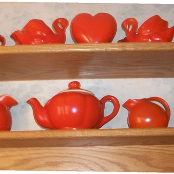 Cameron Clay Products ~ Redware