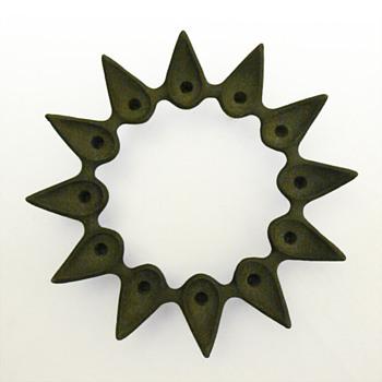 Candleholder (Jens H Quistgaard for Dansk Designs, ca. 1960) - Mid-Century Modern