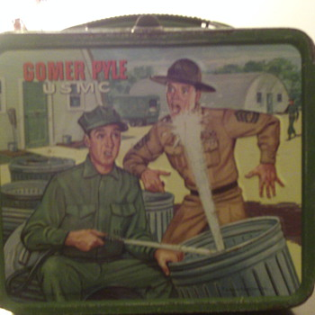 1966 Gomer Pyle Lunchbox - Kitchen