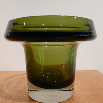 KF260 KAJ FRANCK NUUTAJÄRVI NOTSJÖ - Art Glass