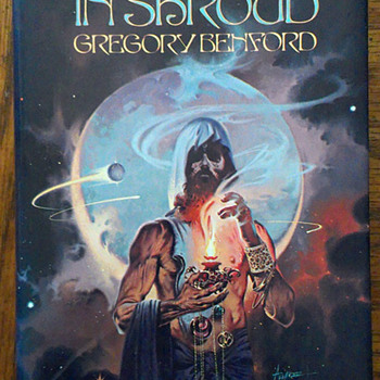 The Stars in Shroud by Gregory Benford