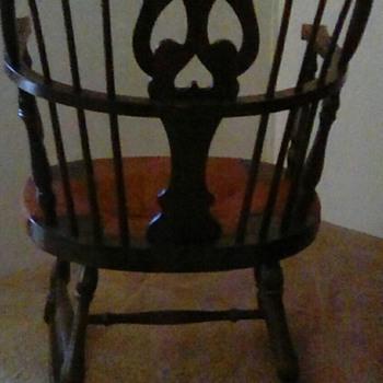 My grandmas chair