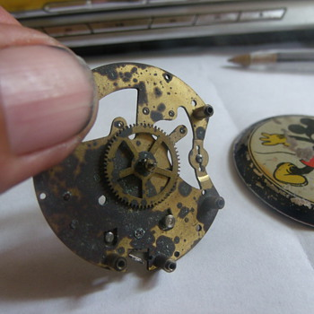 mickey133's project watch - Pocket Watches