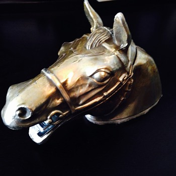 Ted Arnold Ltd. Horse head stapler