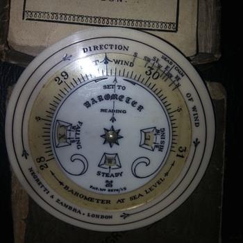 small barometer