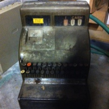 National Cash Register - Coin Operated