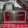 Electric Neon Clock Co. neon advertising board