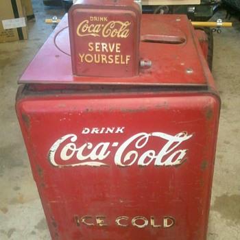 Vendo 139 standard NEED HELP! - Coca-Cola