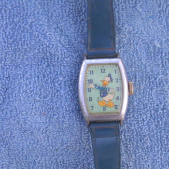 1948 Donald Duck - Wristwatches