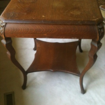 Antique Table  - Furniture
