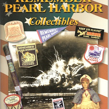 Remember Pearl Harbor & Homefront Collectible Books - Books