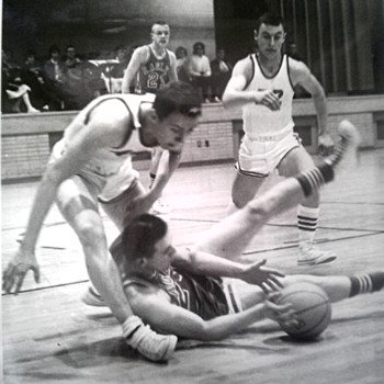 Dads great high shcool basketball photo - Photographs