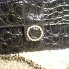 ROGER &amp; GALLET CHAIN PURSE CROCODILE?