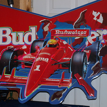 91 Budweiser Indycar
