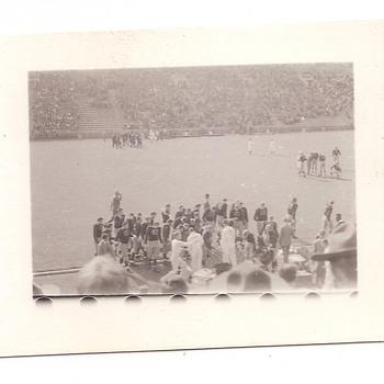 Football Game - Princeton? 19?? - Photographs