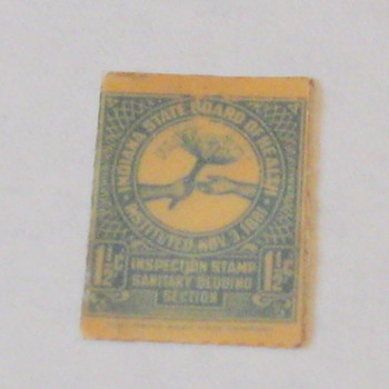 Old Stamp from 1881