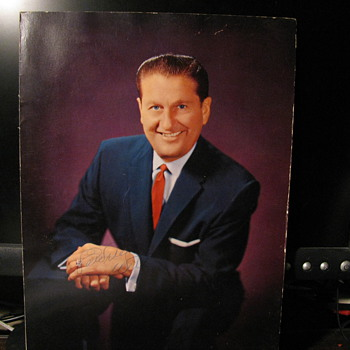 Lawrence Welk and Band, all with individual Autographs