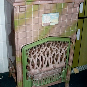 1940's stove heater need information - Kitchen