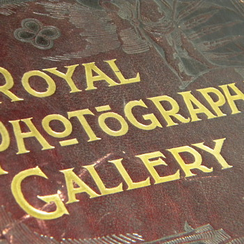 Royal Photograph Gallery - Books
